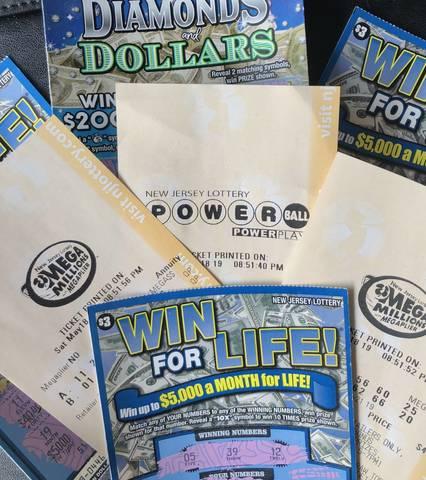 Penjualan Lotre Jatuh; Nasib Buruk untuk Pensiun Pekerja Negara