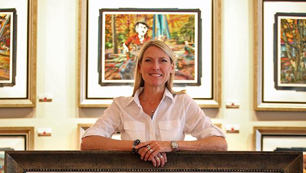 Artis terkenal H.C. Porter mengundang kolektor ke lotere online - The Vicksburg Post