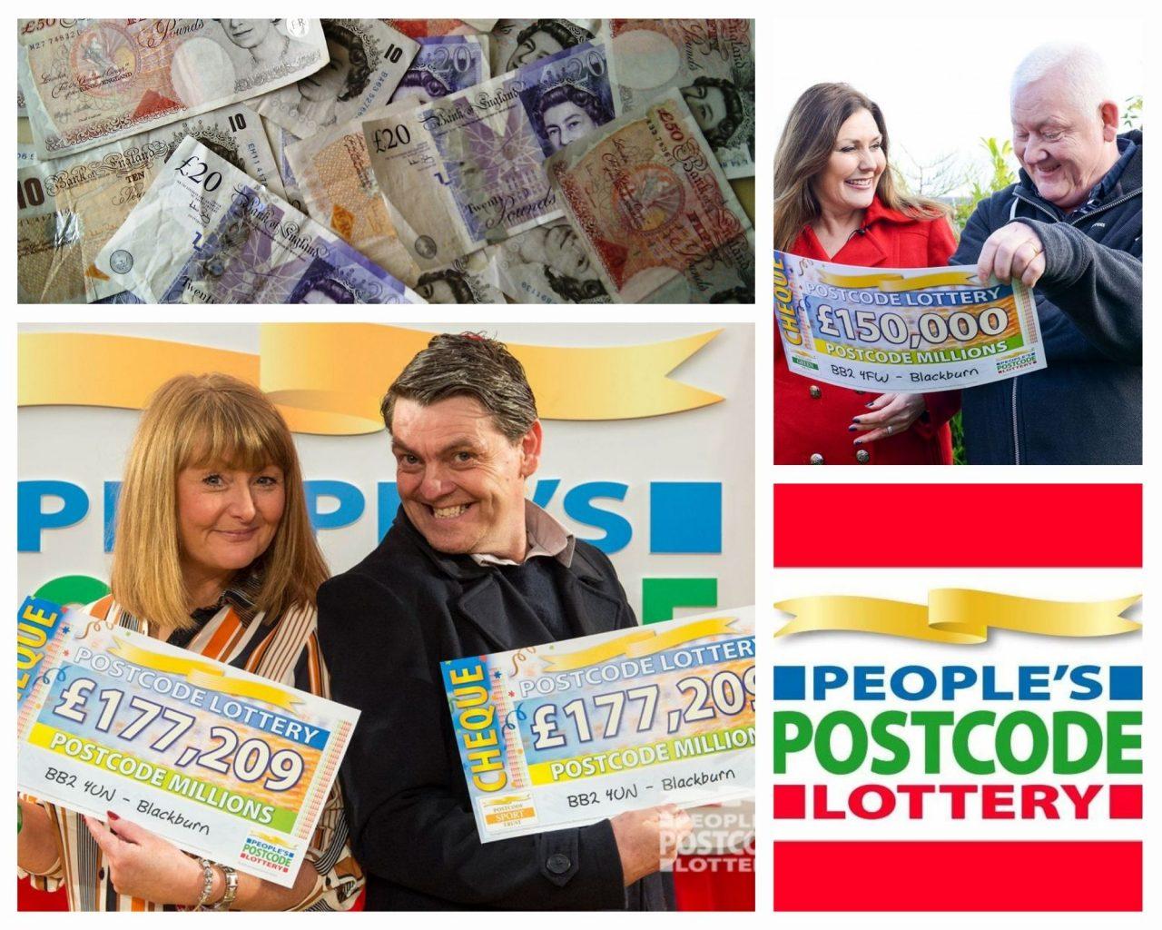 Pemenang Lotere Kode Pos Rakyat terbesar di East Lancashire