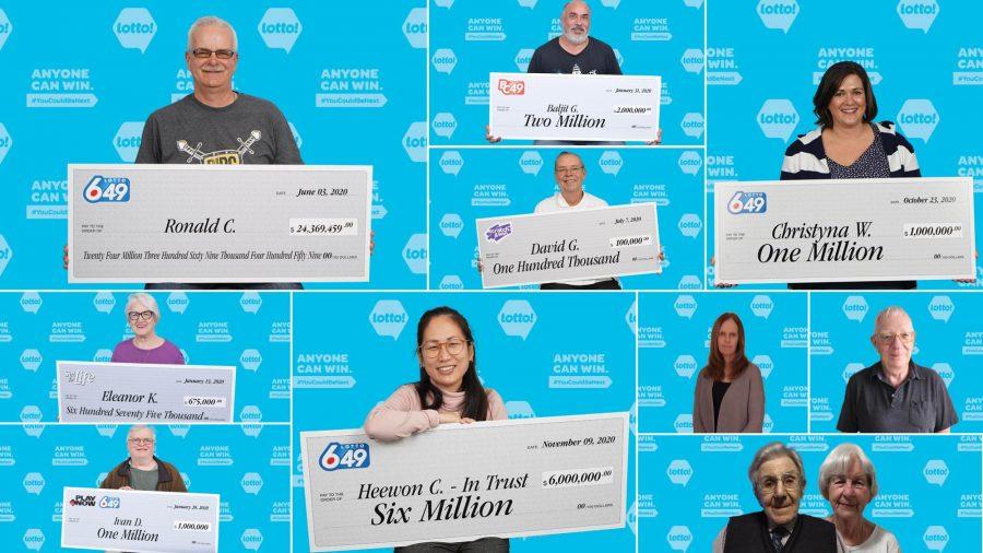 10 kemenangan lotere 'perasaan baik' teratas di SM setelah lebih dari $ 691 juta hadiah diberikan pada tahun 2020