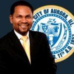 Aurora Mayor Richard Irvin