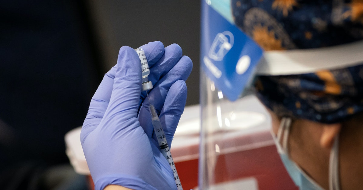 Senior Minnesota mendapatkan 24 jam untuk mendaftar untuk lotere vaksin
