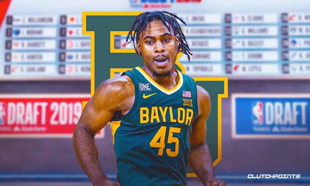 Davion Mitchell, Baylor, NBA Draft