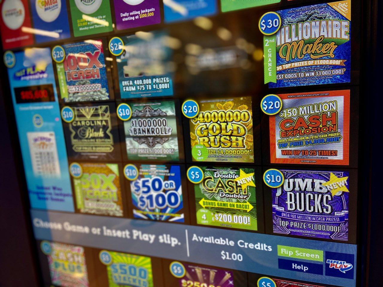 Bagaimana $ 20 juta keuntungan lotere disalurkan setiap tahun ke sekolah New Hanover, Brunswick, Pender