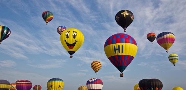 38th Annual New Jersey Lottery Festival of Ballooning To Take Place July 23-25