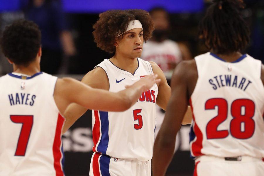 Posisi mereka dalam lotere draft NBA