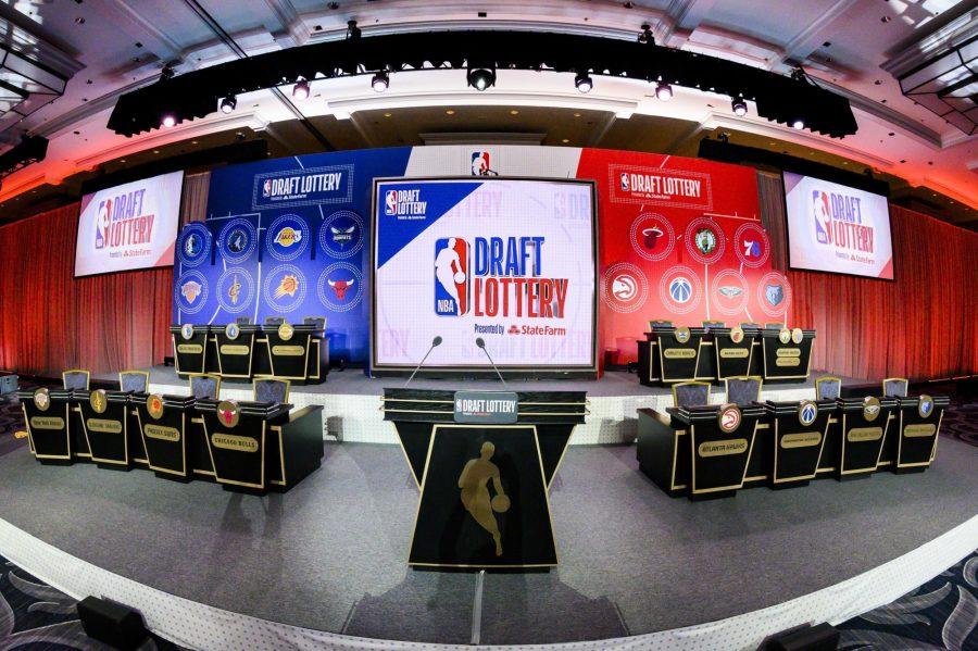 Bagaimana Lotere Draft NBA bekerja