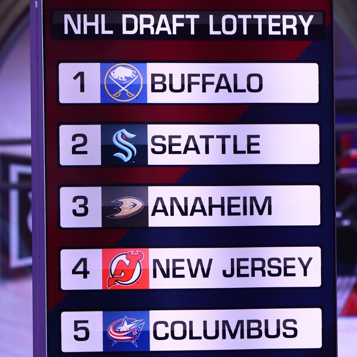 Draft NHL 2021 Terbaik Cocok untuk Setiap Tim Lotere | Laporan Pemutih