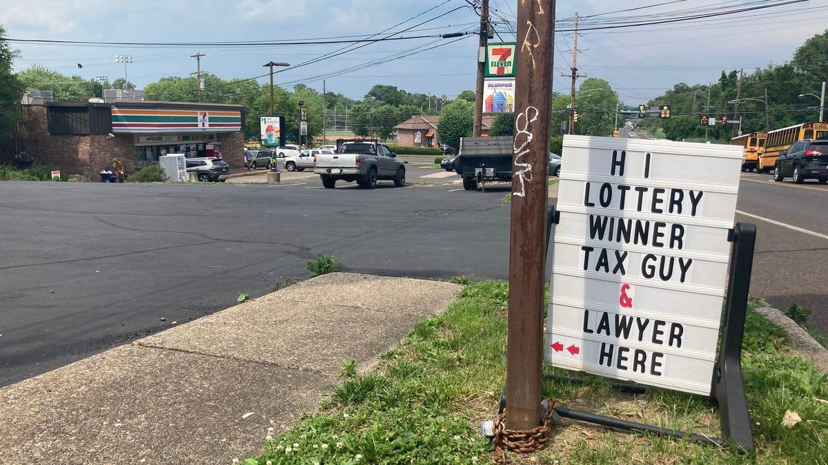 Nasihat untuk pemenang lotere senilai $516 juta Pa di Levittown