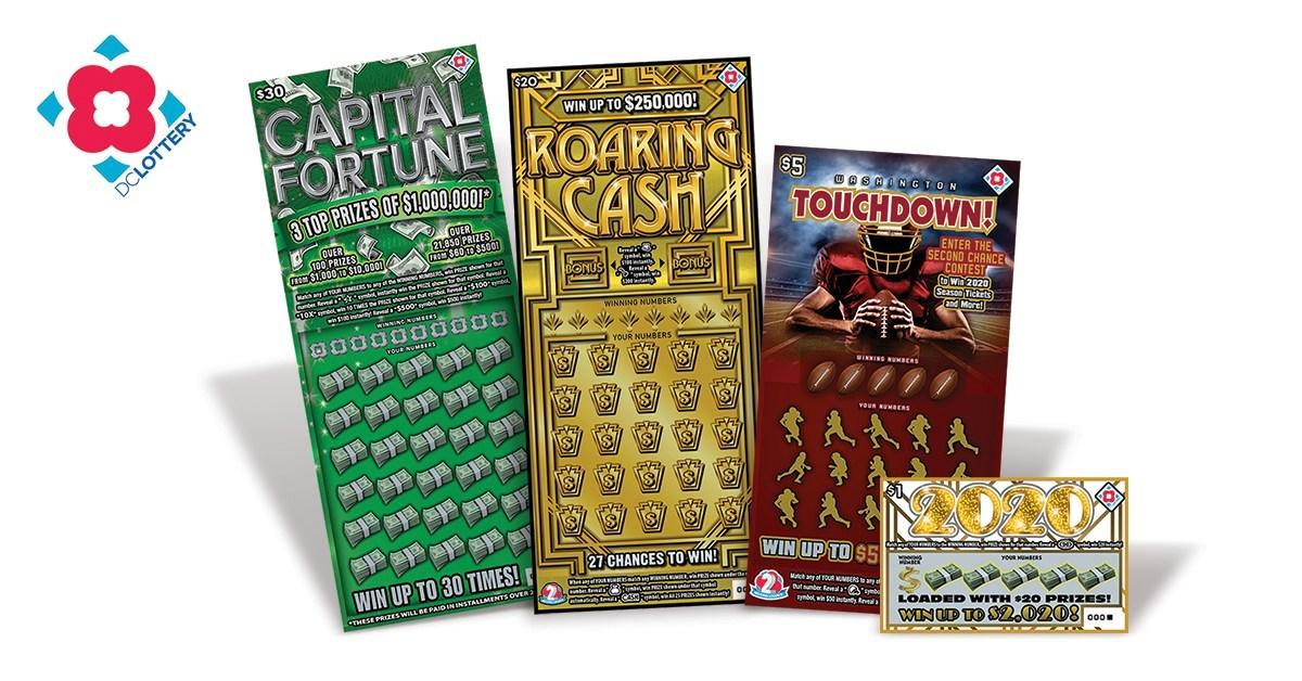 Hubungan Scientific Games Selama Beberapa dekade Dengan Lotere DC Berlanjut Dengan Kontrak Scratchers Baru
