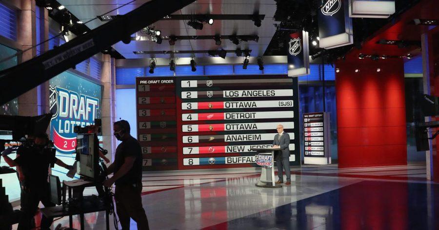 Bagaimana hasil lotere mengubah pendekatan Senator ke draft?