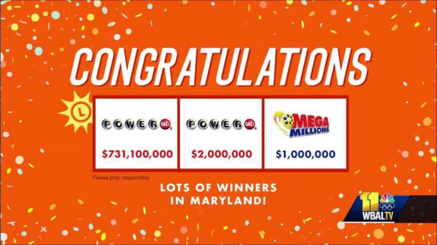 Jackpot terbesar Lotere Maryland, lihat apa yang baru untuk bulan Februari