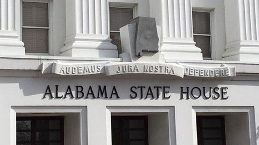 Lotre, mariyuana medis, monumen Konfederasi: Anggota parlemen Alabama menghadapi keputusan