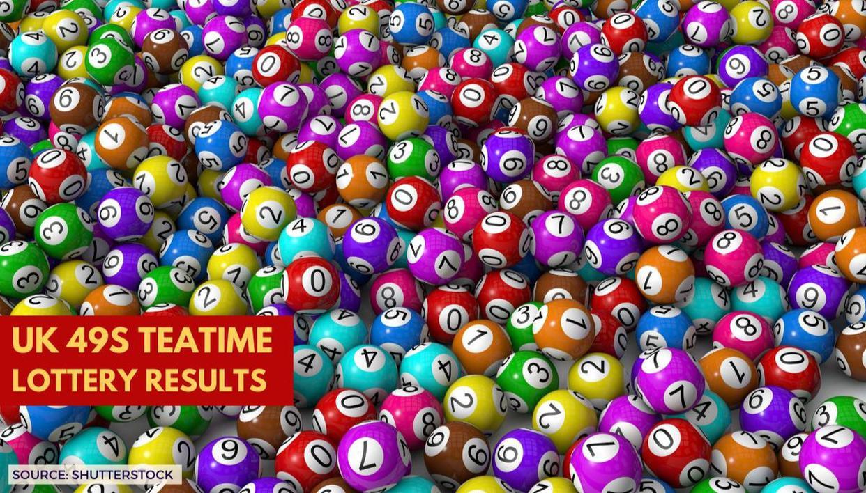 Nomor Lotere Minum Teh UK49s Untuk 31 Jan 2021; Periksa Hasil Kemenangan