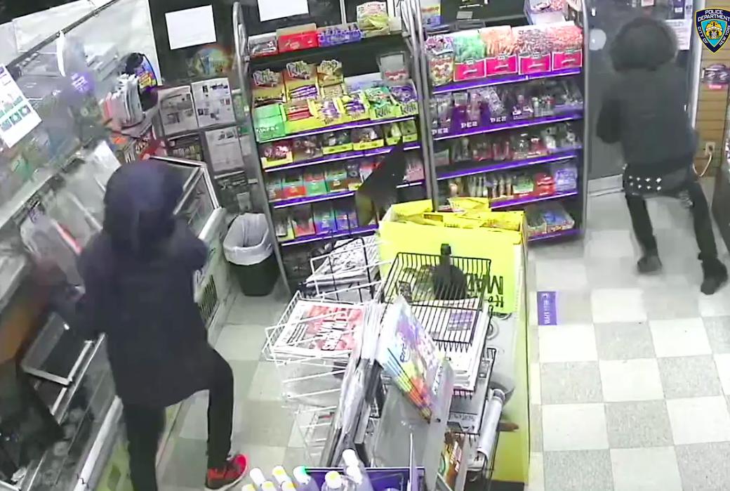 Sepasang pencuri mencuri $ 10K tiket lotere dari toko makanan