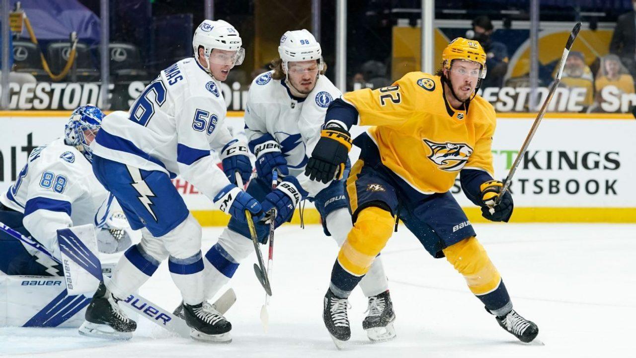 NHL Playoff Watch Daily - Tim mana yang memiliki jalur dalam pada postseason, draft lotere setelah batas waktu perdagangan