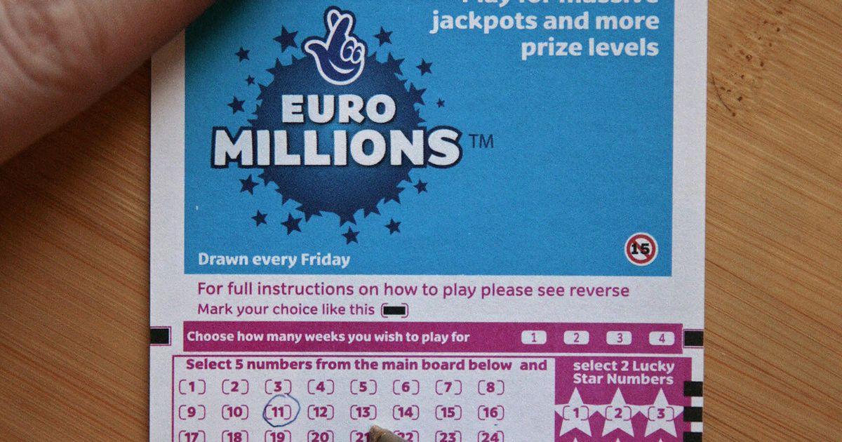 Hasil EuroMillions dan pengundian LANGSUNG: Nomor lotere yang menang pada hari Selasa, 18 Mei