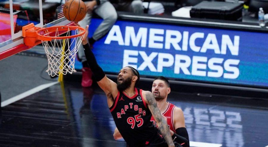 Raptors yang terikat lotere mengingatkan pada lapisan perak saat kalah dari Bulls