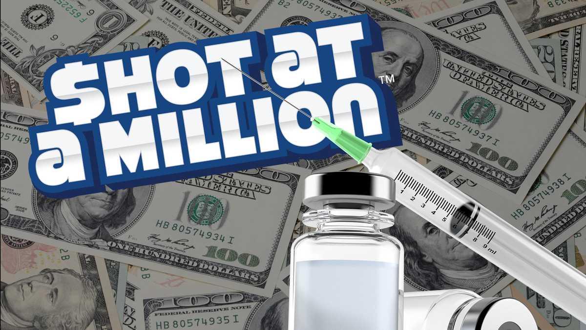 Berapa peluang memenangkan lotere vaksin 'Shot at a Million' Kentucky?