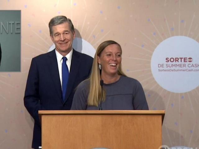 Gubernur Cooper mengumumkan pemenang lotere vaksinasi NC :: WRAL.com