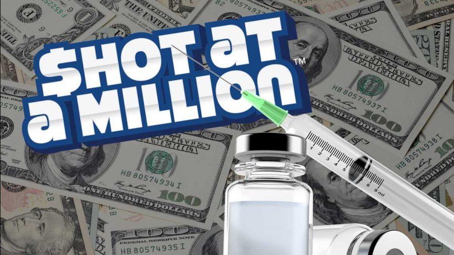 Undian lotere vaksin pertama Kentucky minggu ini