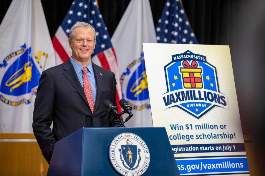 VaxMillions: The first Massachusetts vaccine lottery drawing is Monday